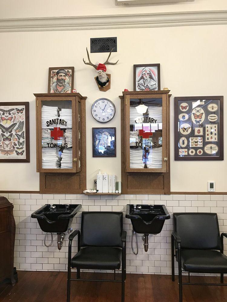 JP Kempt Barber: 351 Divisadero St, San Francisco, CA