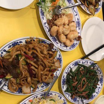 Shandong Restaurant Oakland Menu