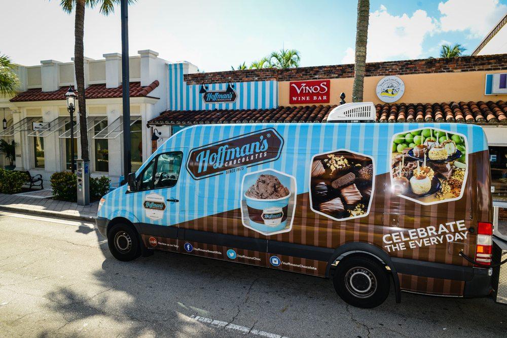 Hoffman's Chocolates Sweet Ride: 5190 Lake Worth Road, Greenacres, FL