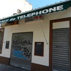 Bar du t l phone pmu restaurants 109 boulevard vauban - Office du tourisme marseille telephone ...