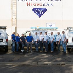 Crystal Blue Plumbing Heating Air Plumbing 24434 Camelia Way