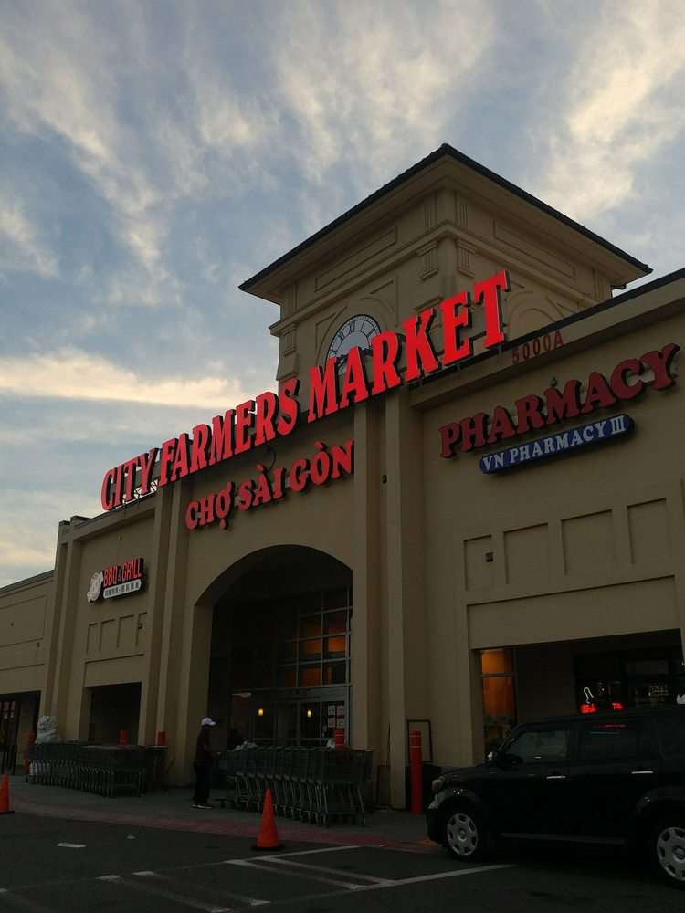 City Farmers Market: 5000 Buford Hwy, Chamblee, GA
