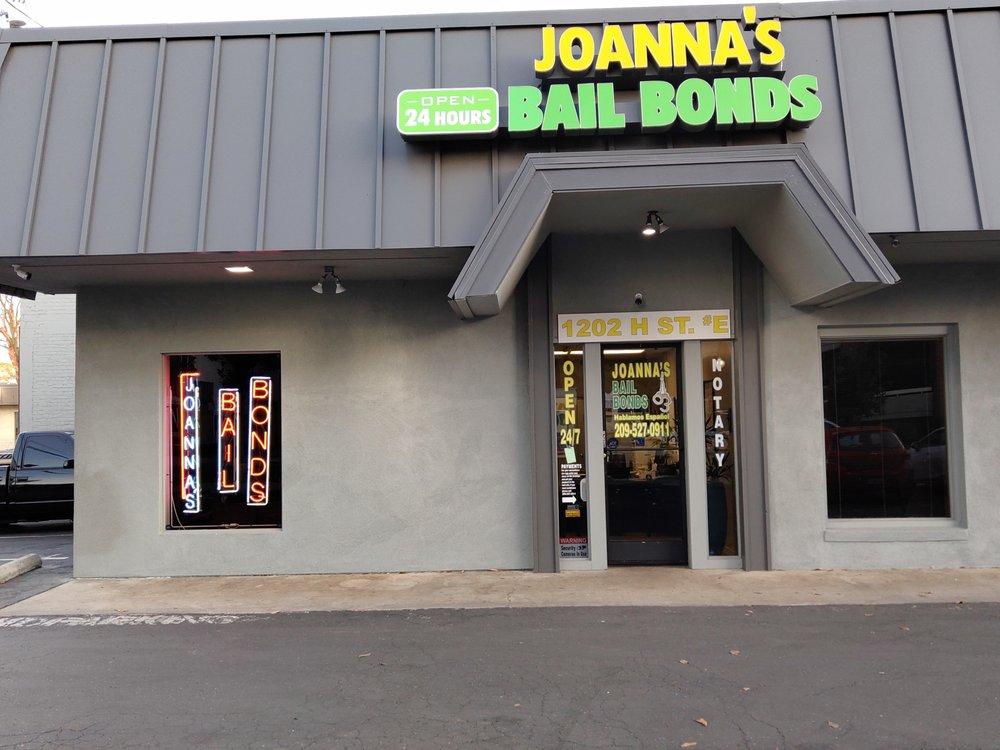 Joanna R Smith Bail Bonds: 1202 H St, Modesto, CA