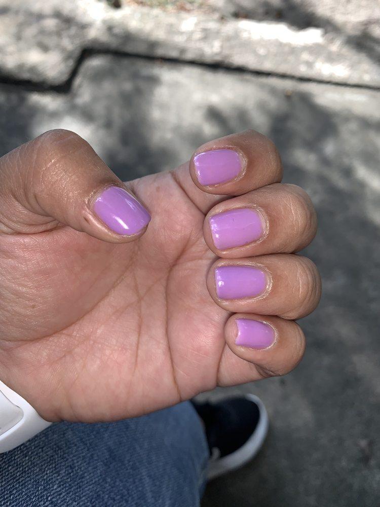 Hot Nails: 8795 Antoine Dr, Houston, TX