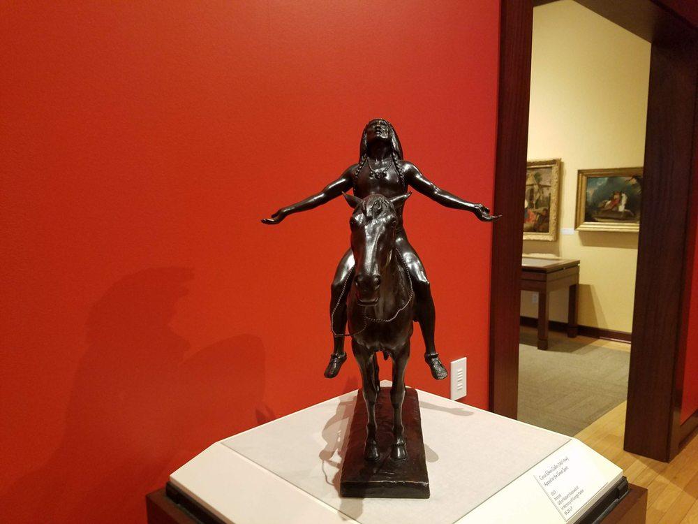 The Rockwell Museum: 111 Cedar St, Corning, NY