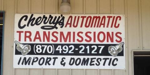 Cherry's Automatic Transmissions: 4819 Hwy 62 E, Mountain Home, AR
