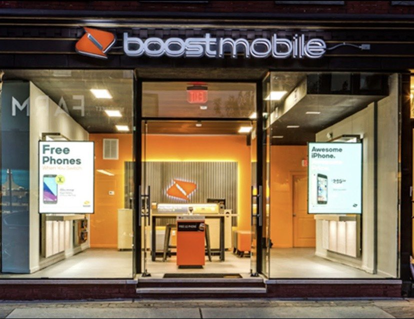 Boost Mobile - STL MOBILE JENNINGS: 7031 W Florissant Ave, St. Louis, MO