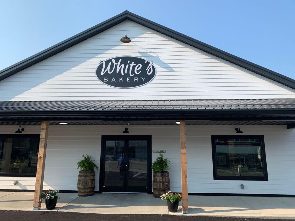 White's Bakery: 157 W Main St, Hillsboro, OH