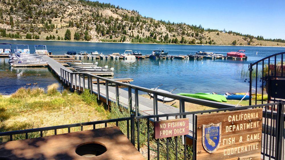 June Lake Marina: June Lake, CA