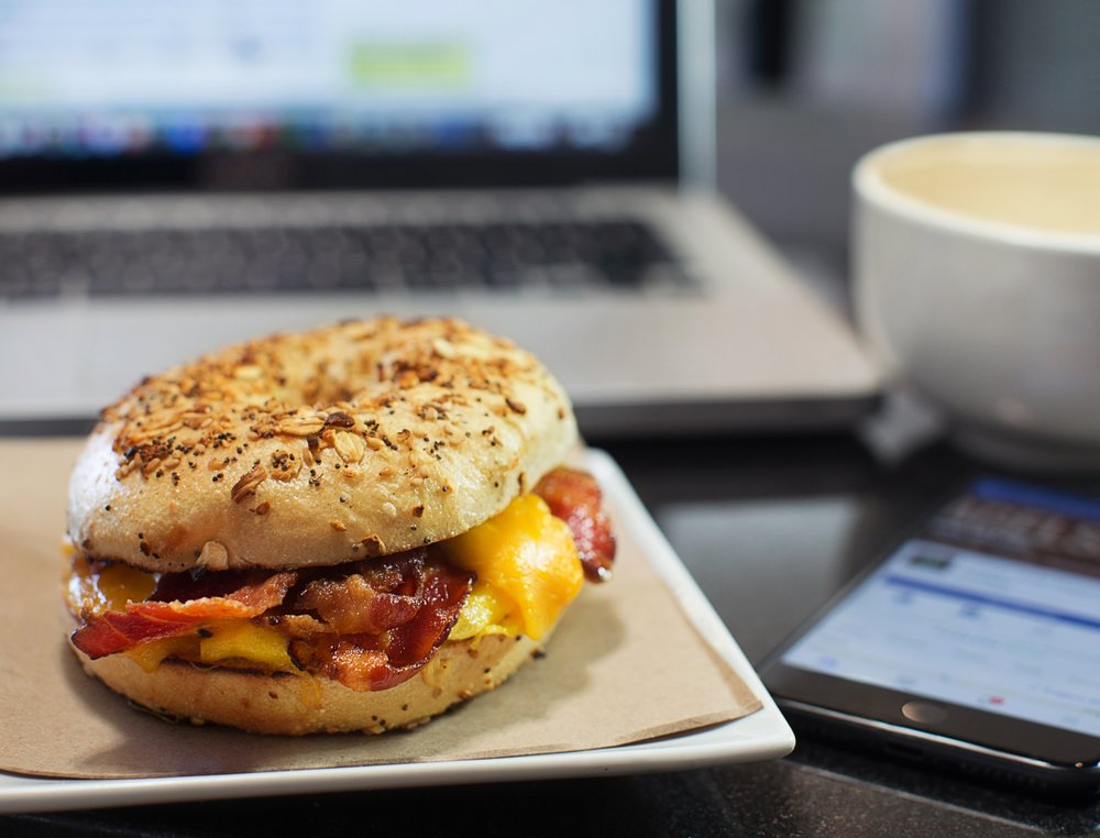 Local 338 Bagels & Coffee