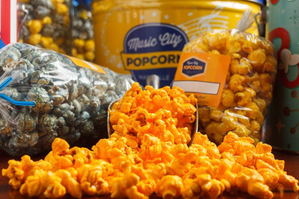 Music City Popcorn: 4115 Mallory Ln, Franklin, TN