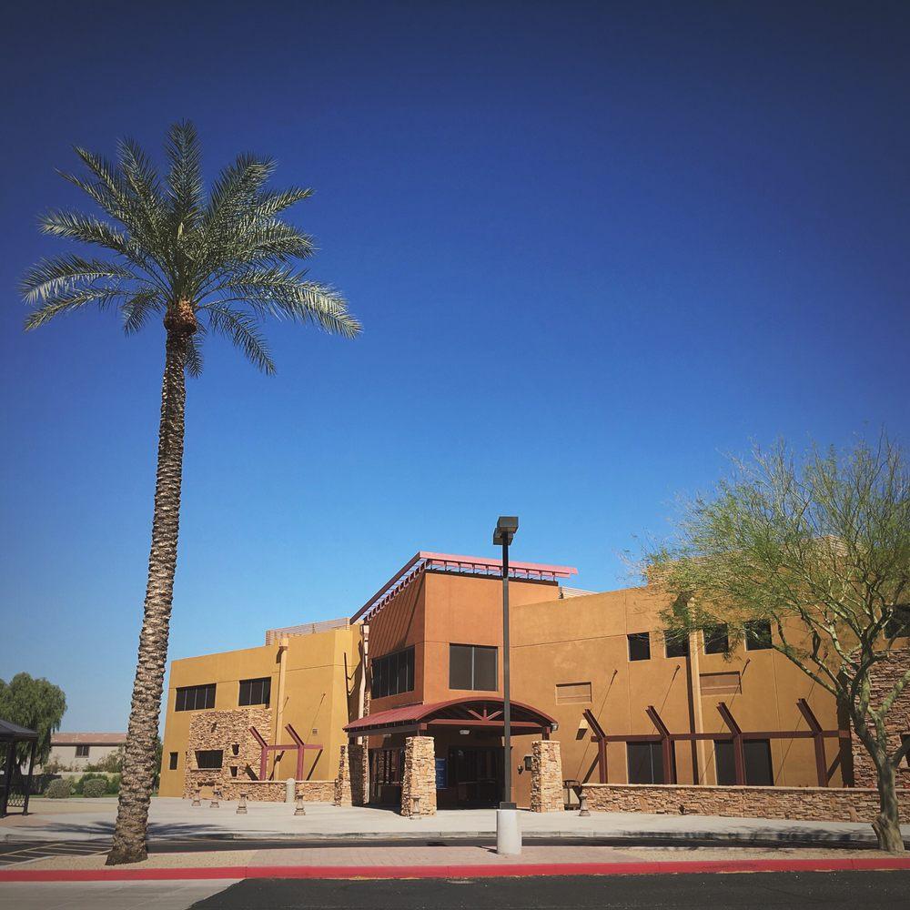 Desert Springs Community Church: 14440 W Indian School Rd, Goodyear, AZ
