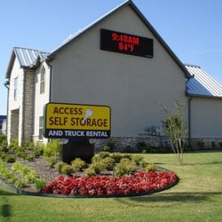 Photo Of Access Self Storage Lancaster Tx United States