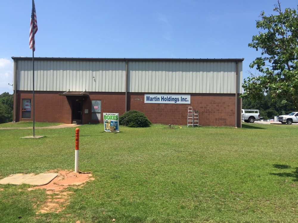 Martin Movers: 128 Industrial Park Dr, Rockingham, NC
