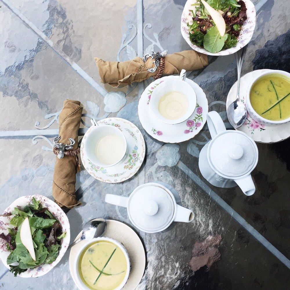 Muir's Tea Room: 330 S Main St, Sebastopol, CA