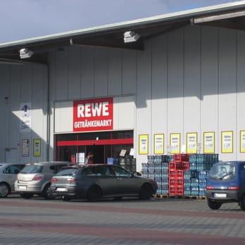 Rewe Getränkemarkt - Getränkemarkt - Schöllinger Feld 8, Wetter ...