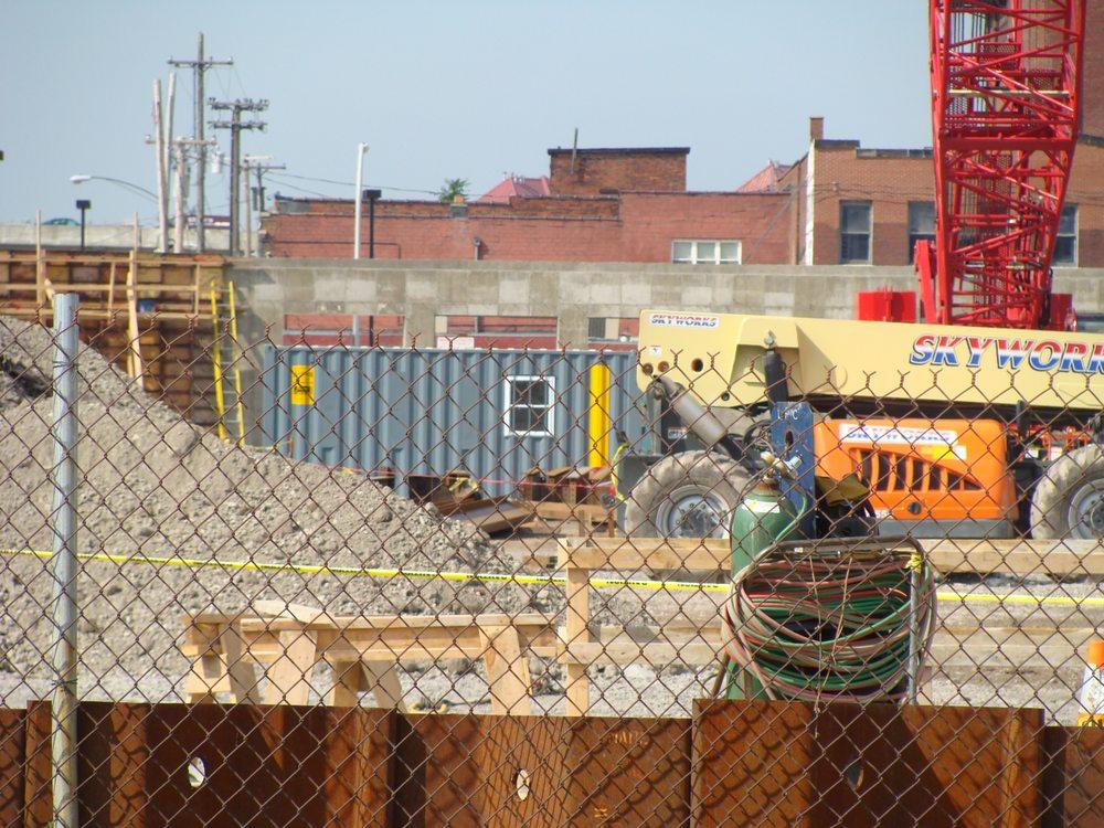 Construction Jobsite Storage Yelp