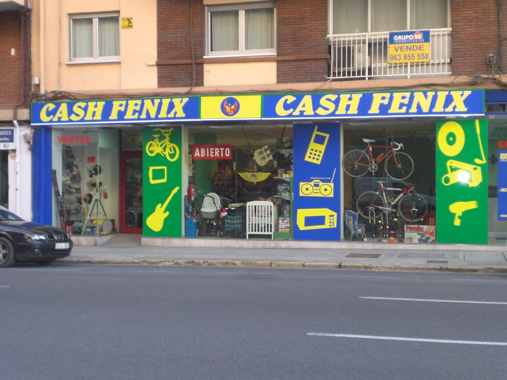 Cash f nix magasin d 39 occasion carrer de linares 25 for Cash piscine espagne