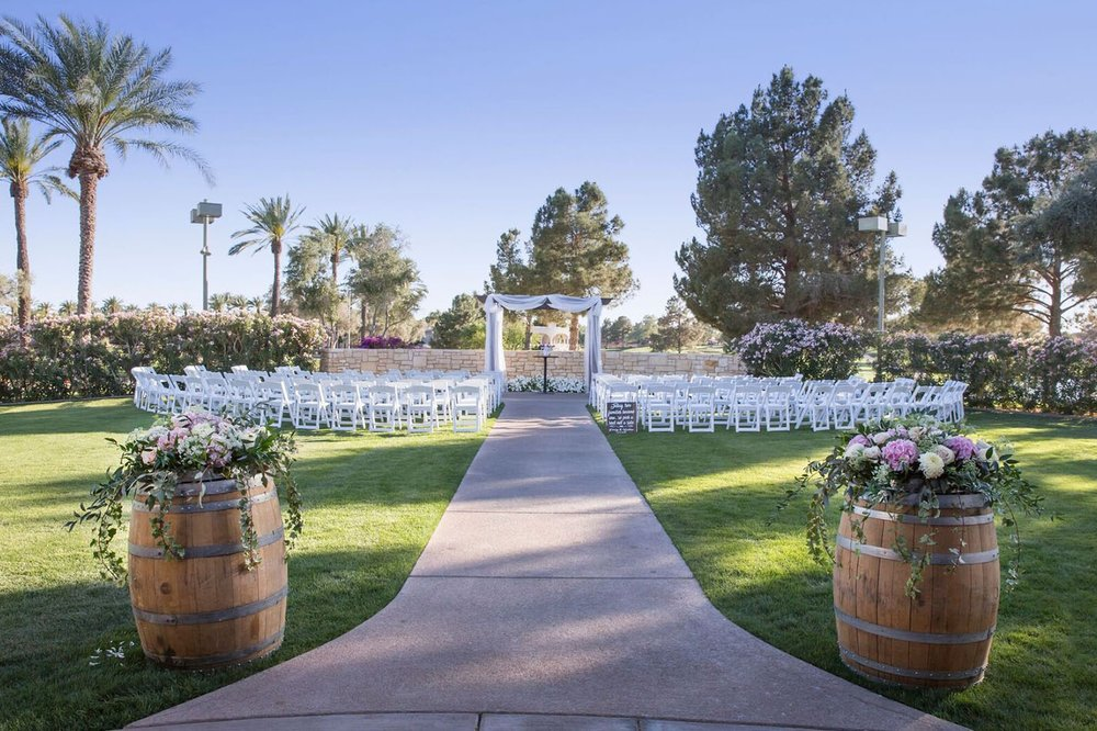 Wedgewood Weddings Ocotillo
