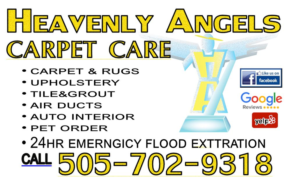 Heavenly Angels Carpet Care: Los Lunas, NM
