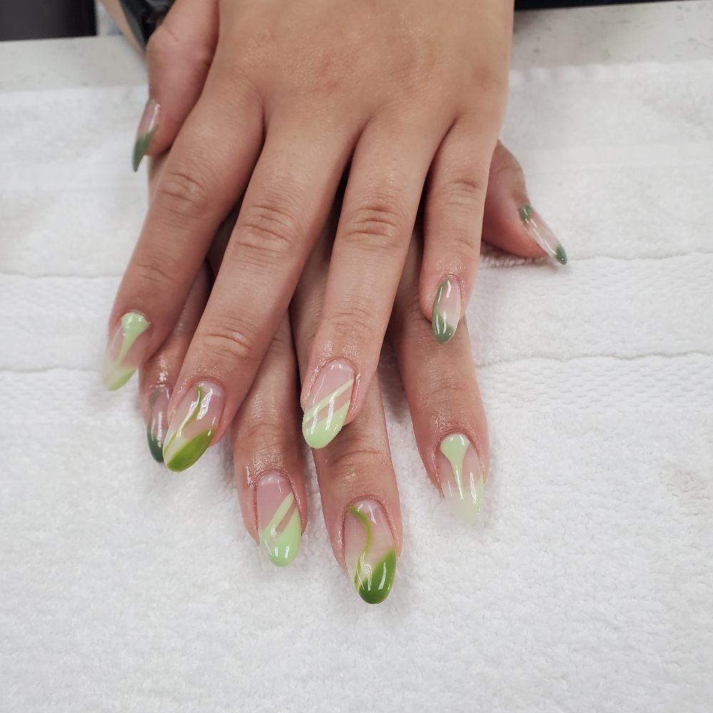 Swan Nails & Spa: 1450 W Mission Rd, San Marcos, CA