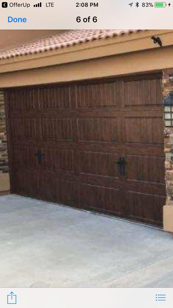 Authentic Garage Doors Garage Door Services 4300 N Pecos Rd Las