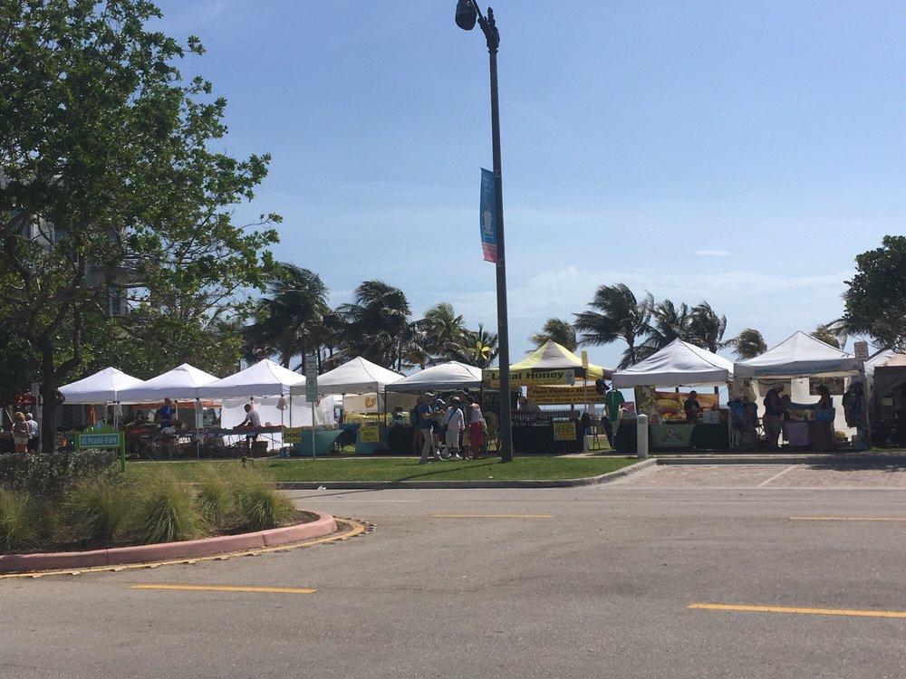 Lauderdale By The Sea Farmers Market: 4500 El Prado Park, Lauderdale-by-the-Sea, FL
