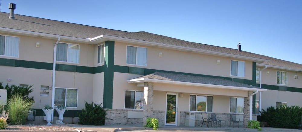 Heritage Inn Express: 1155 Pony Express Hwy, Marysville, KS