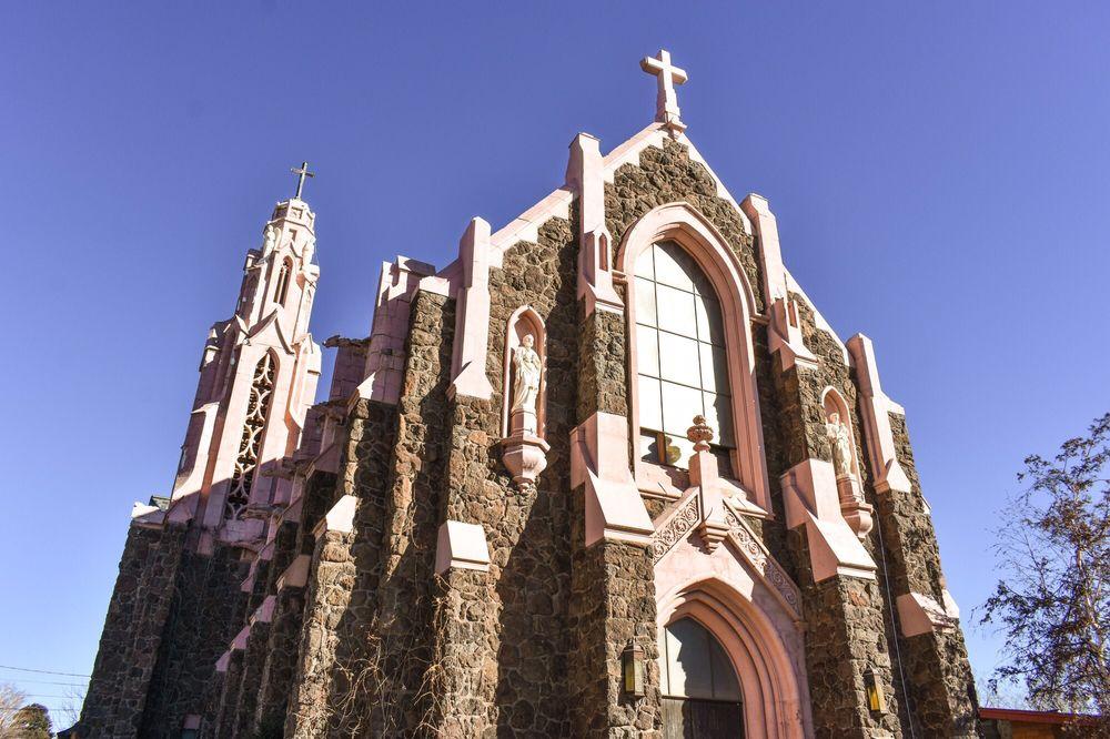 Nativity of the Blessed Virgin Mary Chapel: 16 W Cherry Ave, Flagstaff, AZ