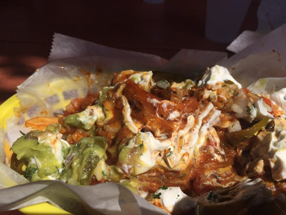 White Trash Fries Yelp