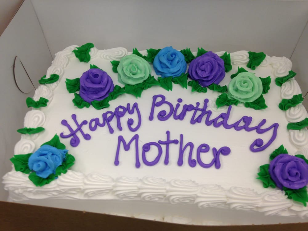 Stop And Shop Adult Bakery Birthday Cakes