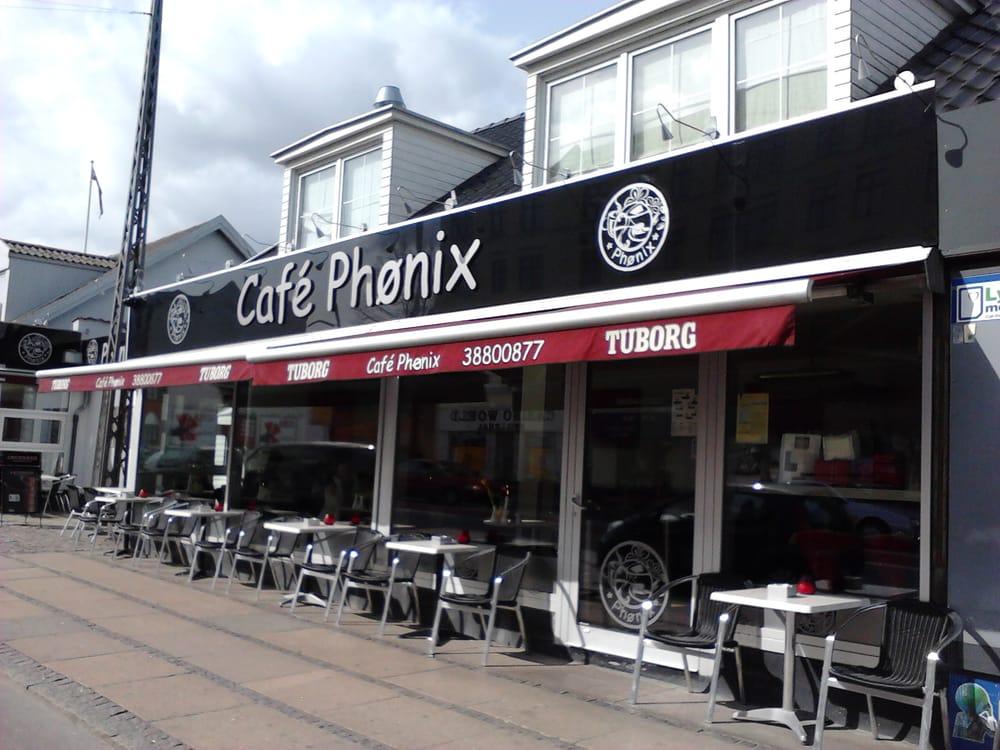 cafe phønix østerbrogade
