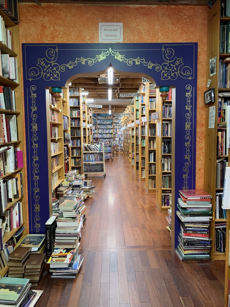 Iliad Book Shop