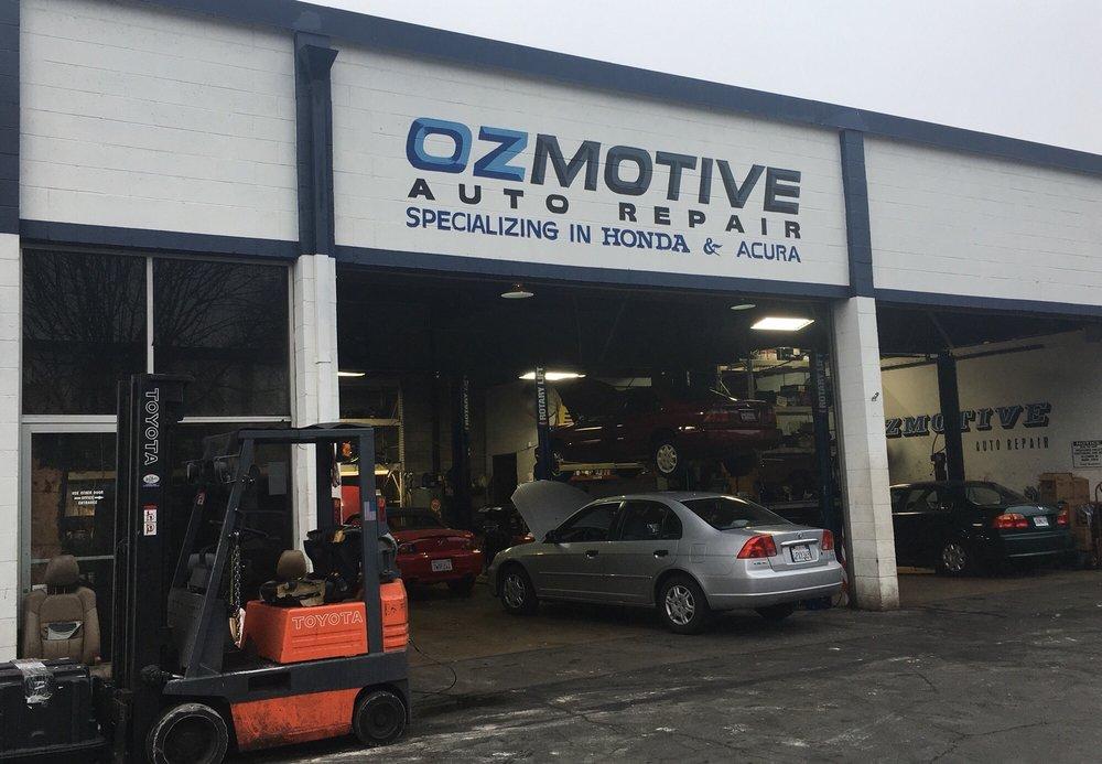 Ozmotive Auto Repair