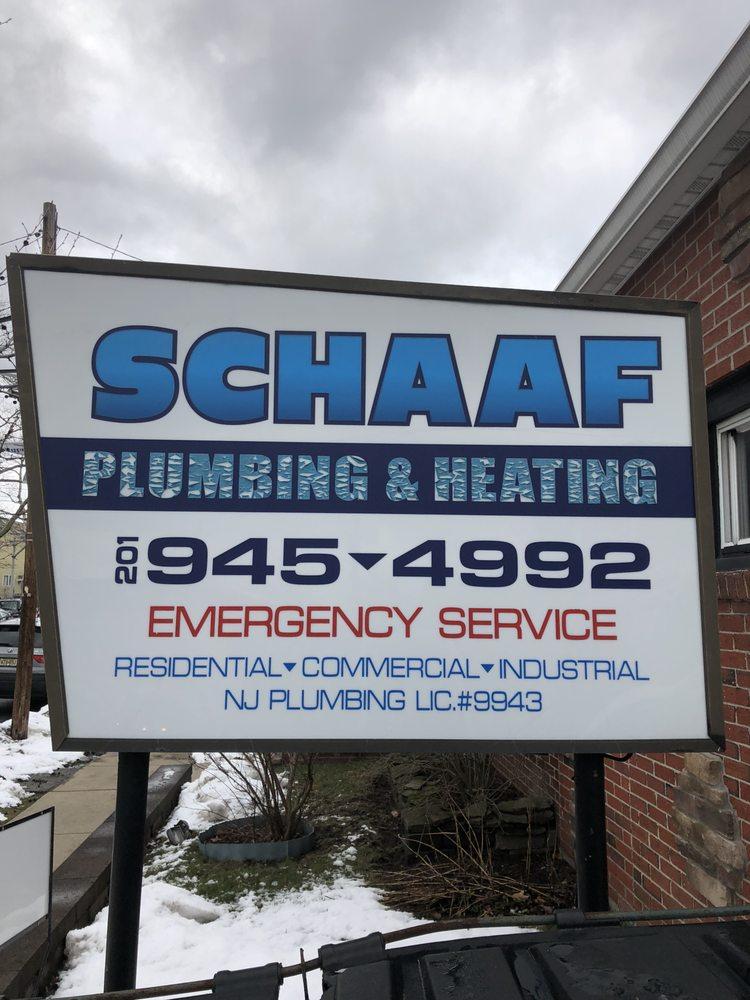 Schaaf Plumbing & Heating: 586 Bergen Blvd, Ridgefield, NJ