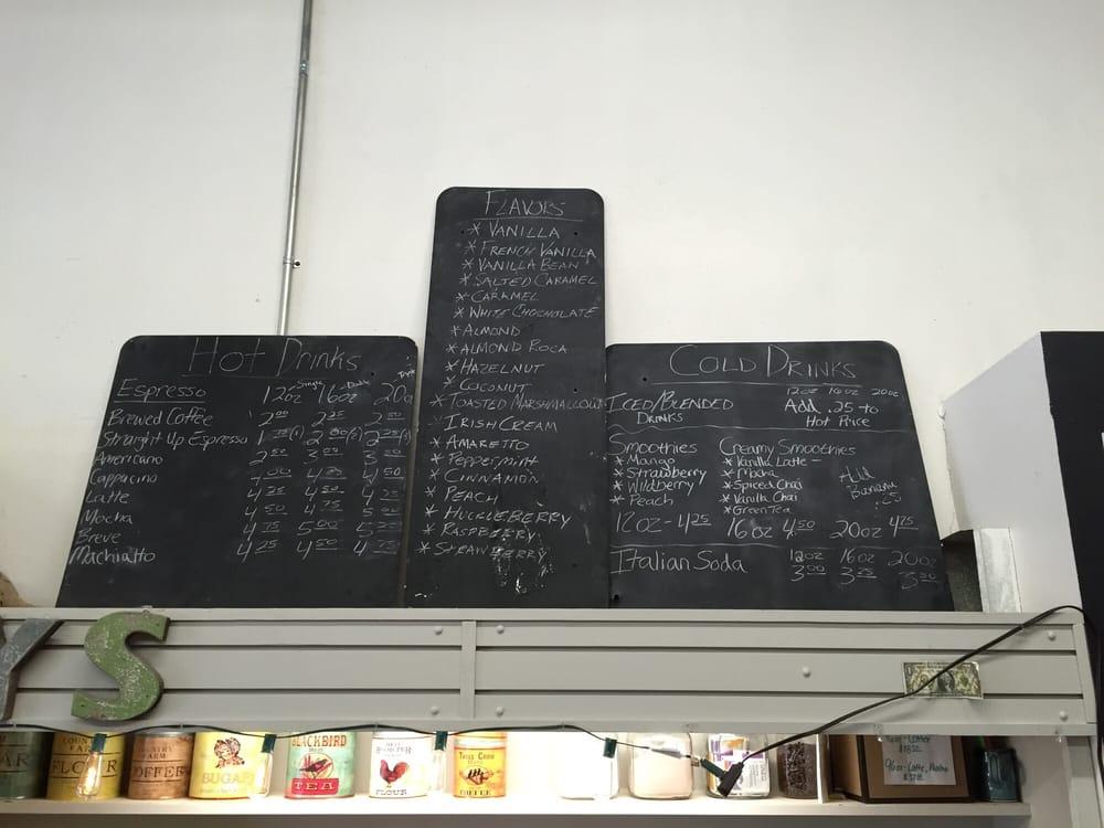 Henny's Coffee: 17 Main St N, Crosby, ND