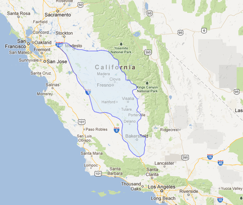 Unwired Broadband: 1997 E Tulare Ave, Tulare, CA