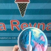 Paleteria Reyna Helados Y Yogurt Helado Calle Castillo De