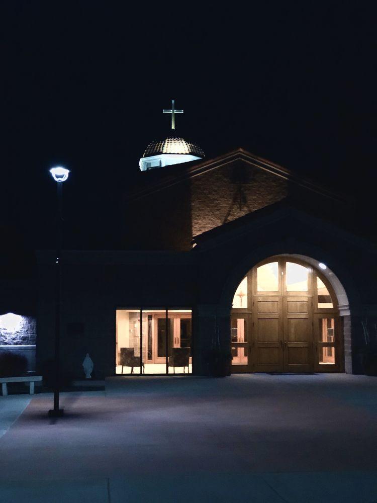 Holy Apostles Catholic Church: 6300 N Meridian Rd, Meridian, ID