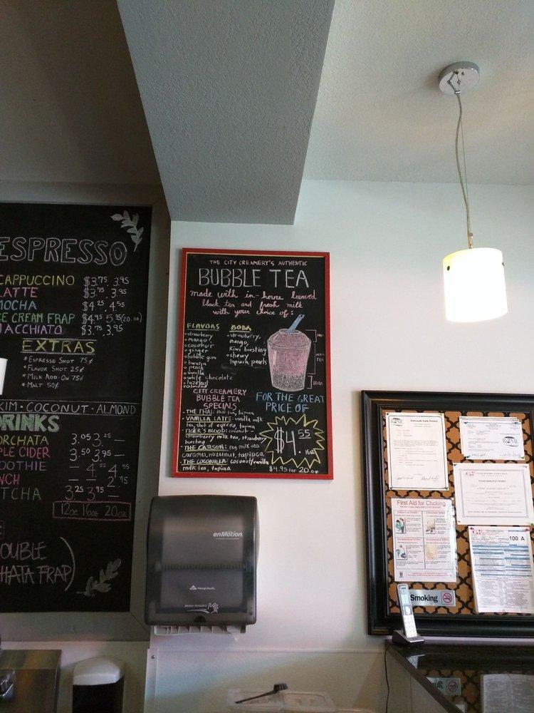 Social Spots from City Creamery