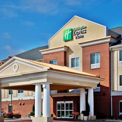 Photo Of Holiday Inn Express Suites Urbana Champaign Il United