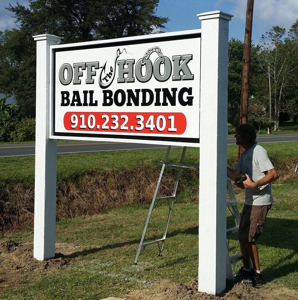 Off the Hook Bail Bonds - Bolivia: 2902 Old Ocean Hwy, Bolivia, NC