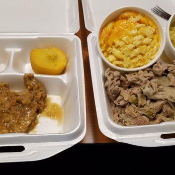 Morrison Soul Food Restaurant On Ashland