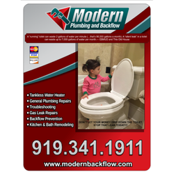 Photo Of Modern Plumbing And Backflow Greenville Sc United States