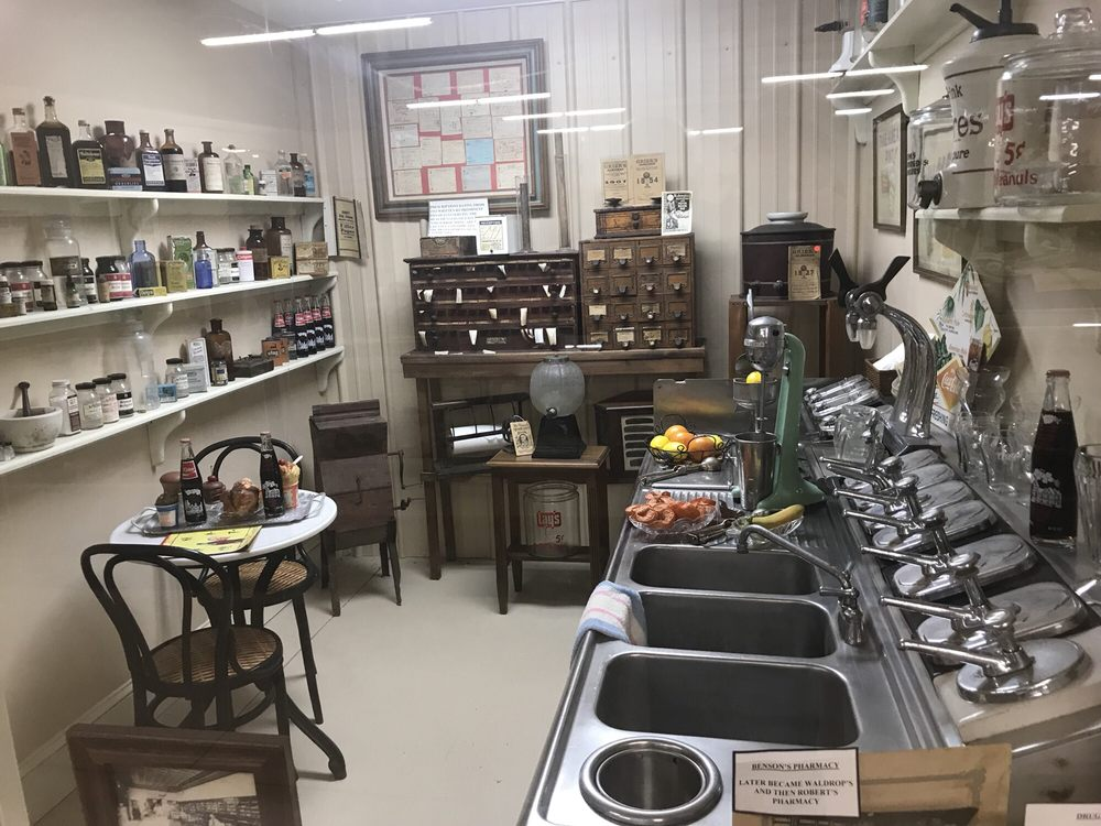 West Georgia Museum of Tallapoosa: 185 Mann St, Tallapoosa, GA