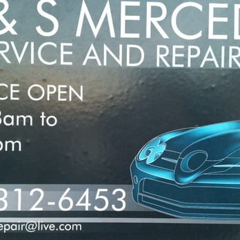 S s mercedes service repair garages 1705 cattlemen for Mercedes benz of sarasota clark road sarasota fl