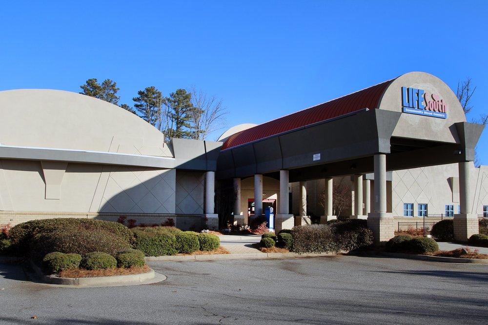 LifeSouth Community Blood Centers: 4891 Ashford Dunwoody Rd, Atlanta, GA