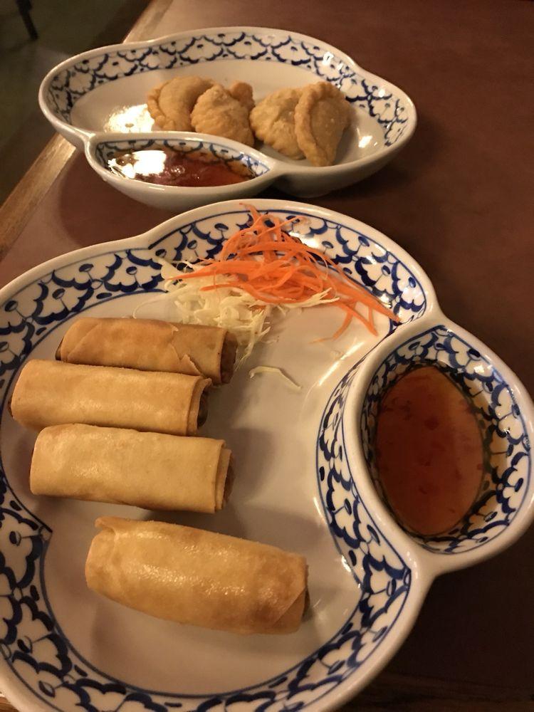 Baan Thai Restaurant: 301 S 4th St, Leavenworth, KS