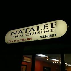 Natalee Thai Food Cottage Grove Or