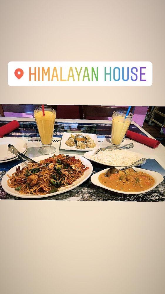 Himalayan House: 1277 W Jefferson Blvd, Los Angeles, CA